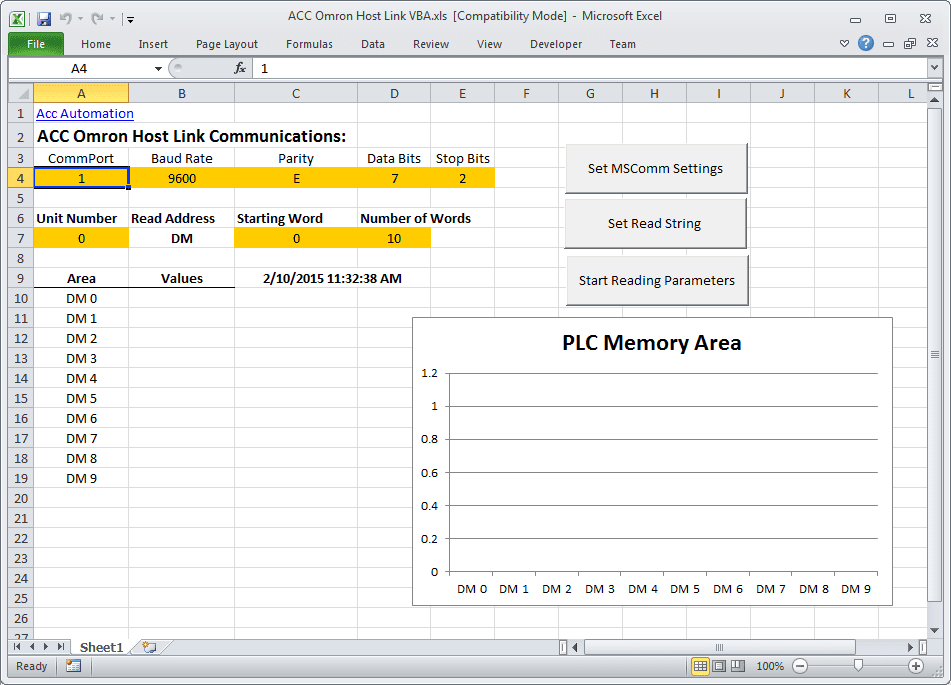 excel | Acc Automation