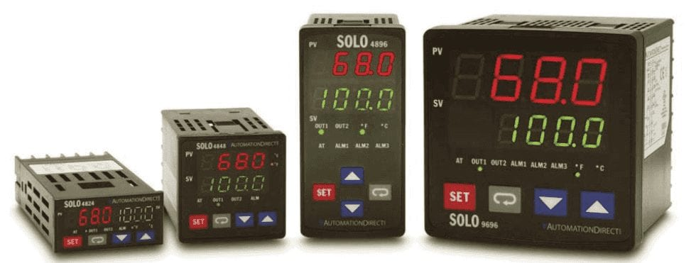 Implementing the Solo Process Temperature Controller