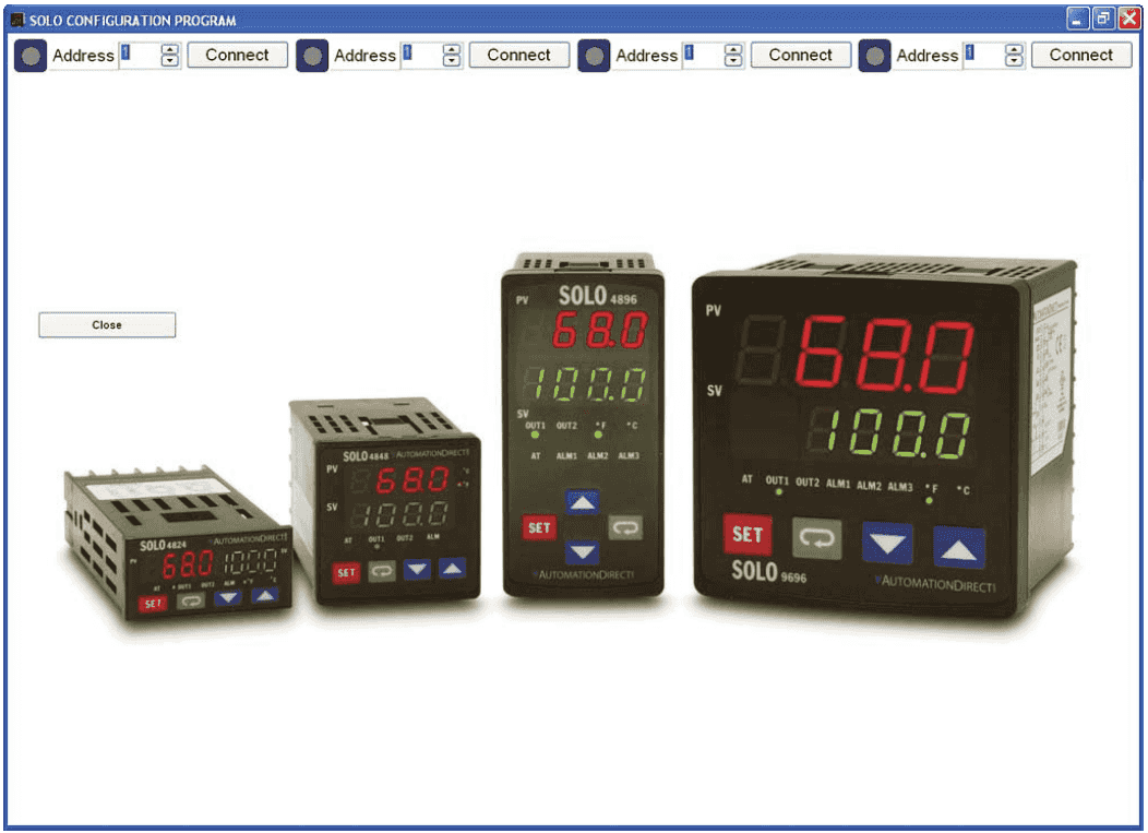 Solo Process Temp Controller 035 Software-min