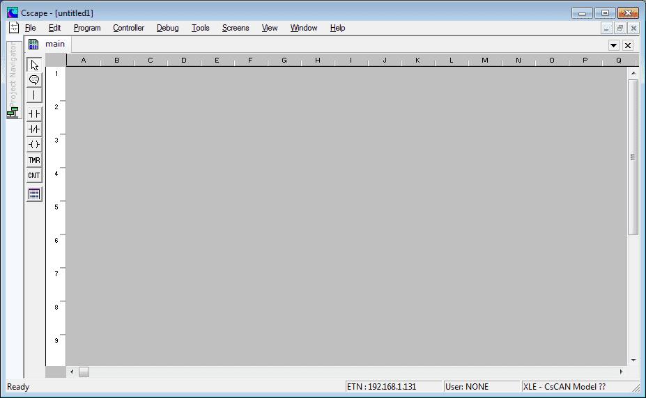Horner PLC Cscape Setup 070-min