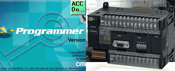 Omron CP1H CX Programmer | Acc Automation