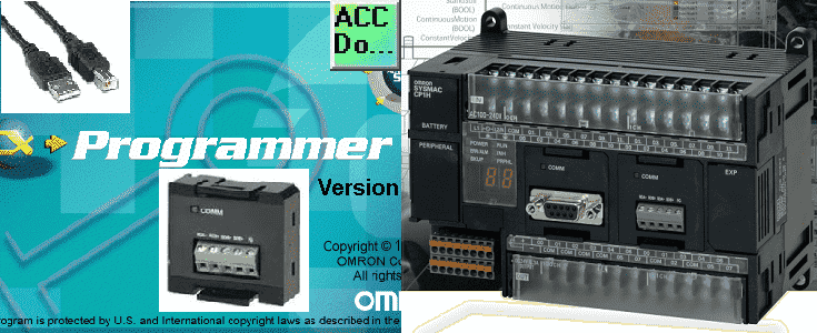 omron plc rs232 communication | Acc Automation