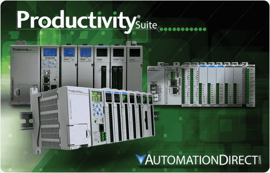 Productivity 1000 Series PLC Installing the Software