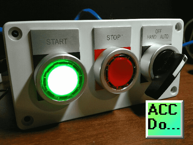 Wiring Push Buttons and Selector Switch to Click PLC   Acc Automation