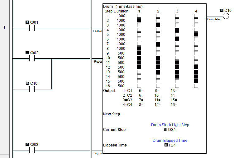 Wiring Stack Light to Click PLC
